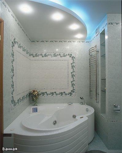Этапы ремонта ванной комнаты в новостройке
